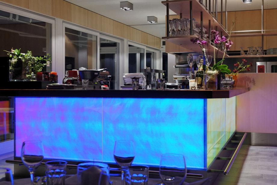 LED-Flächenlicht ECO-w - Durchleuchtung von Radiant-Acrylglas