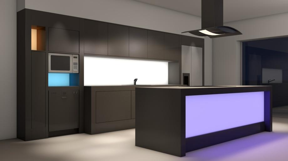 Beliebt Flaechenlicht LED-Flächenlicht randlos Beschreibung Anwendung NL28